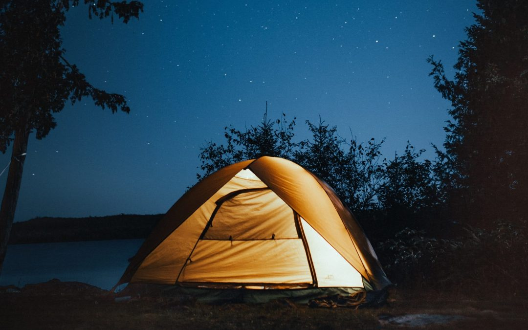 Tips for camping with your CPAP